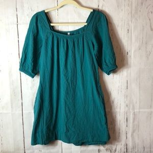 Old navy lined dress short sleeve
